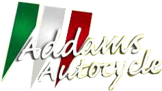 Addams Auto Cycle is located in Harmony, PA